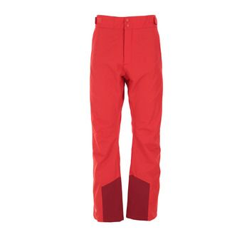 Pantalon de ski homme EDGE red eider