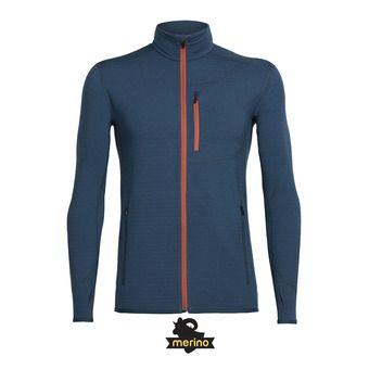 Camiseta térmica hombre DESCENDER harmony/copper