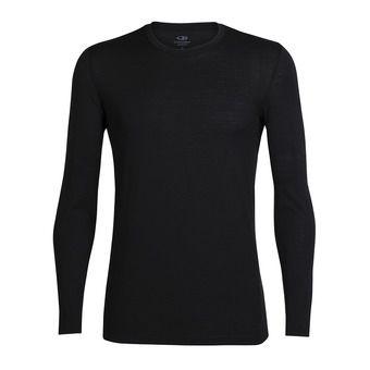 Icebreaker TECH LITE - Tee-shirt Homme black