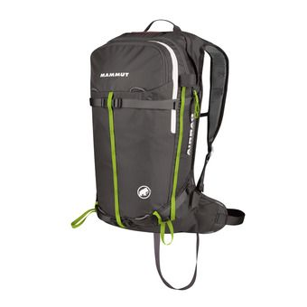 Mammut FLIP REMOVABLE 3.0 22L - Sac à dos airbag graphite