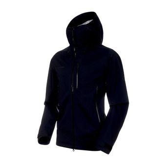 Veste à capuche homme KENTO HS black