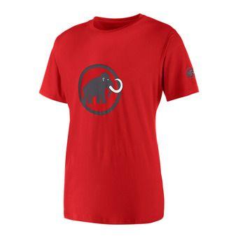 Tee-shirt MC homme MAMMUT LOGO lava