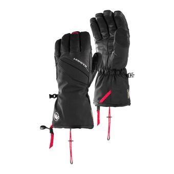 Mammut MERON THERMO - 2 in 1 Gloves - black