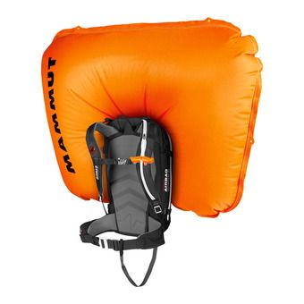 Mammut RIDE REMOVABLE 3.0 30L - Sac à dos airbag black