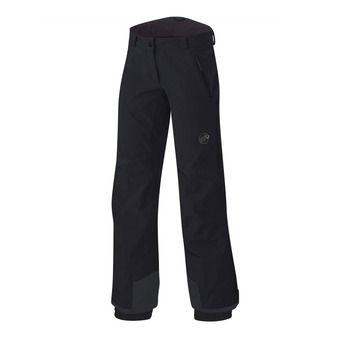 Mammut TATRAMAR SO - Pantalón de esquí mujer black