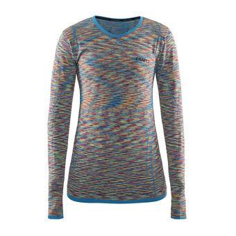 Camiseta térmica mujer BA COMFORT CR typhoon/poppy