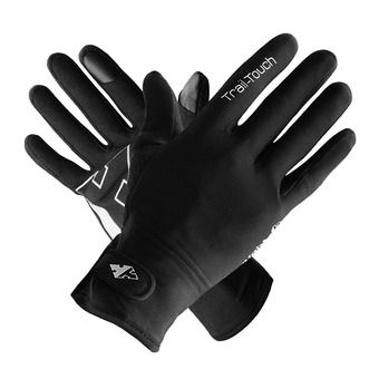 Guantes TRAIL-TOUCH black