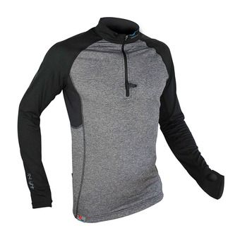 Camiseta hombre PERFORMER dark grey/black