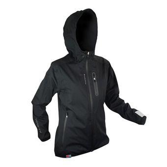 Veste à capuche femme RAIDSHELL black