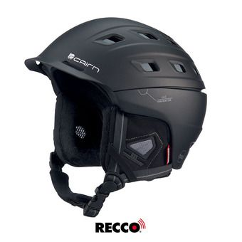 Casque de ski I-BRID RESCUE mat black