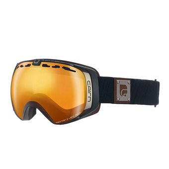 Masque de ski STRATOS SPX3I wood black wood
