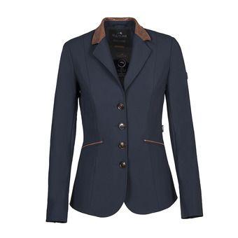 Veste de concours femme CARMEN blue