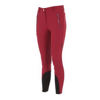 Pantalon siliconé femme MARGRET marsala