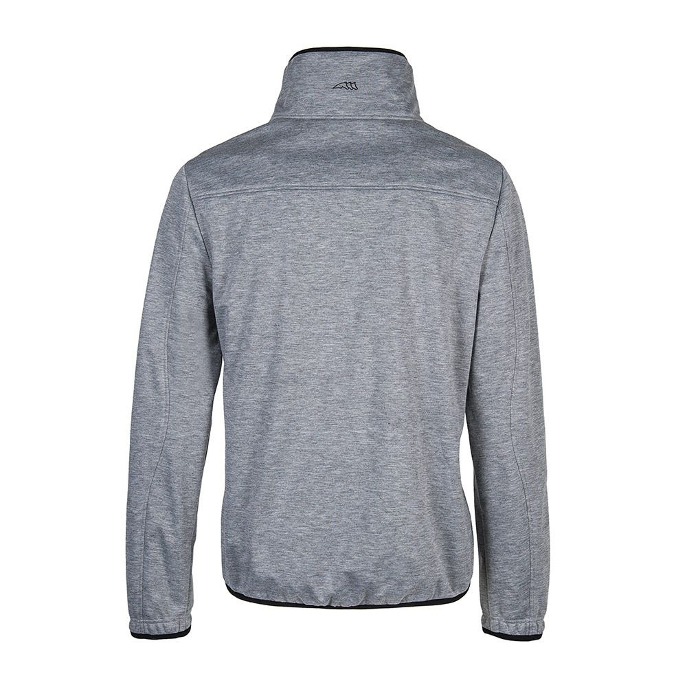 Softshell Veste Melange Homme Shop Grey Rudy Sport Private SOqfU