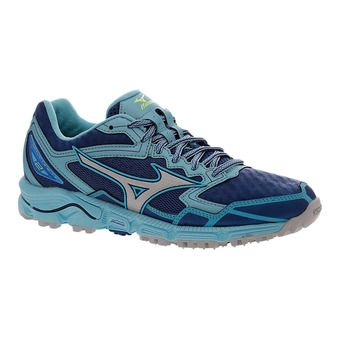 Zapatillas de trail mujer WAVE DAICHI 2 true blue/microchop/blue