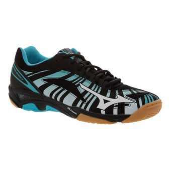 Chaussures indoor homme WAVE GHOST blue atoll/white/black