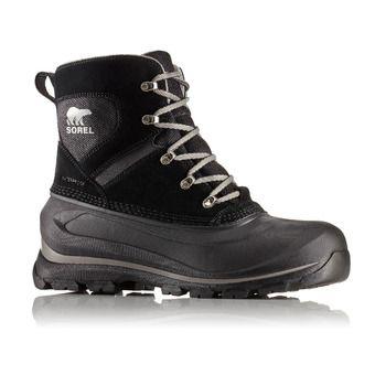 Boots homme BUXTON delta black