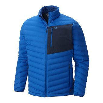 Mountain Hardwear STRETCHDOWN - Doudoune Homme altitude blue