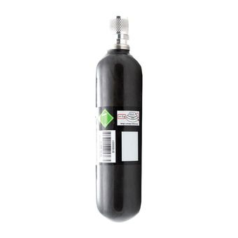 Cylinder for Airbag Pack - 250ml EU CARBON black