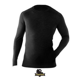 Sous-couche ML homme MERINO 250 CREW black