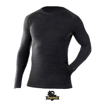 Smartwool MERINO 250 - Camiseta térmica hombre charcoal heather