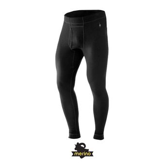 Smartwool MERINO 250 BOTTOM - Mallas hombre black