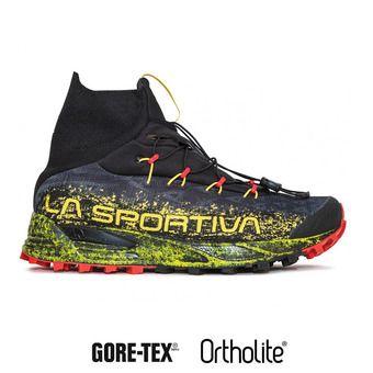 Chaussures trail homme URAGANO GTX black/yellow