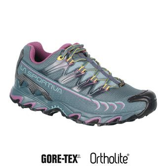 Chaussures trail femme ULTRA RAPTOR GTX slate/purple