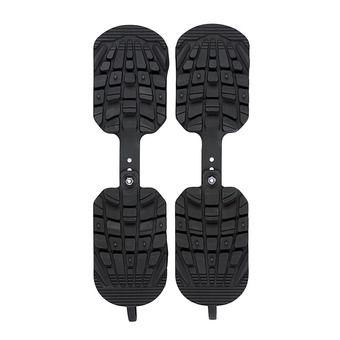 Semelles pour boots de ski SKI TRACTIONS noir