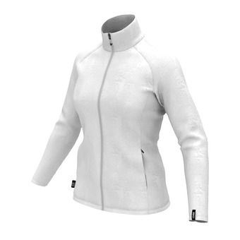 Polaire zippée femme NADIR blanc