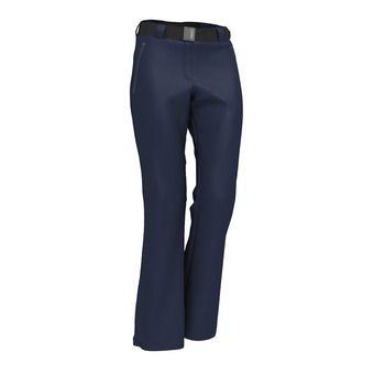 Pantalón de esquí mujer EVOLUTION azul