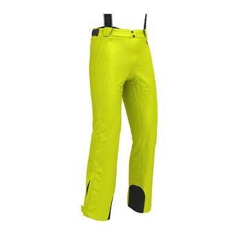 Pantalón de esquí con tirantes hombre SAPPORO amarillo