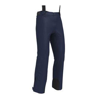 Pantalón de esquí con tirantes SAPPORO blue black