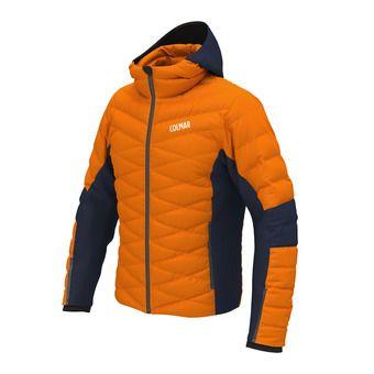 Chaqueta de esquí hombre PORTILLO naranja