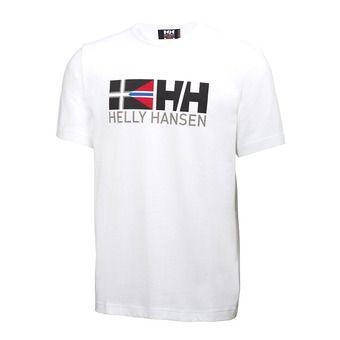 Tee-shirt MC homme RUNE white