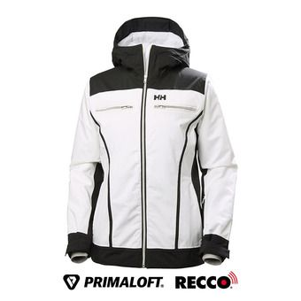 Veste de ski PrimaLoft® femme BELLE white