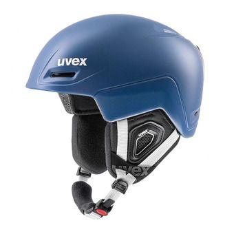 Uvex JIMM - Casco de esquí navyblue mat