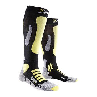 X-Socks TOURING 2.0 - Chaussettes noir/jaune