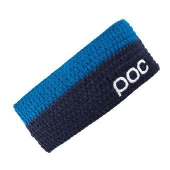 Cinta deportiva CROCHET butylene blue/niob blue