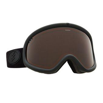 Gafas de esquí CHARGER XL matte black/brose