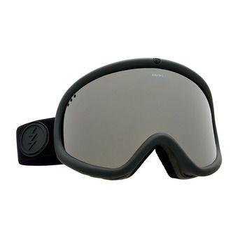 Masque de ski CHARGER XL matte black/brose-silver chrome
