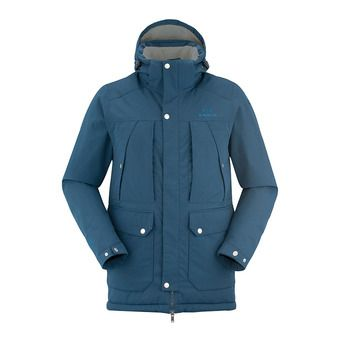 Veste à capuche homme CANYONLANDS midnight blue