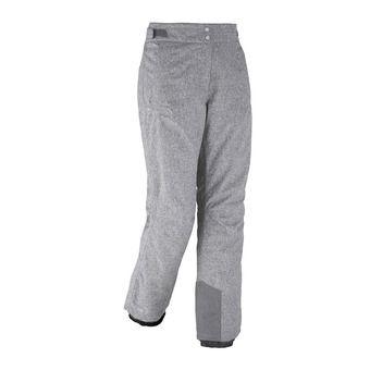 Pantalón de esquí mujer EDGE lunar grey heather