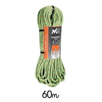 Cuerda PDIAMHY 10,2 060P green