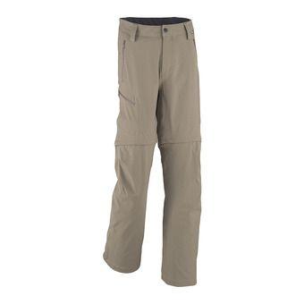 Pantalon convertible homme TREKKER terre