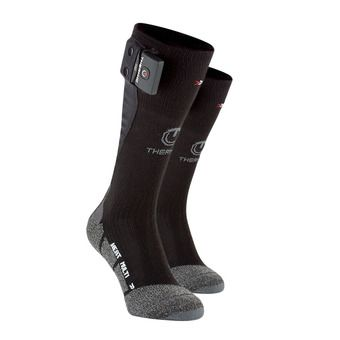 Heated Socks - POWERSOCK HEAT MULTI black
