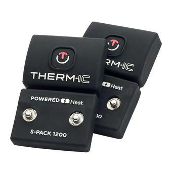 Pack de 2 batteries S-PACK 1200 noir