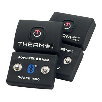 Pack de 2 batteries Bluetooth® S-PACK 1400B noir