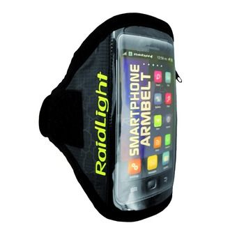 Brassard pour smartphone ARMBELT black/lime green