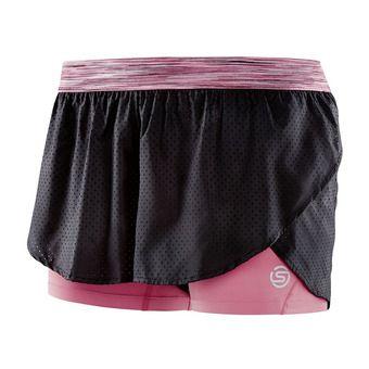 2 in 1 Shorts - Women's - DNAMIC stardust